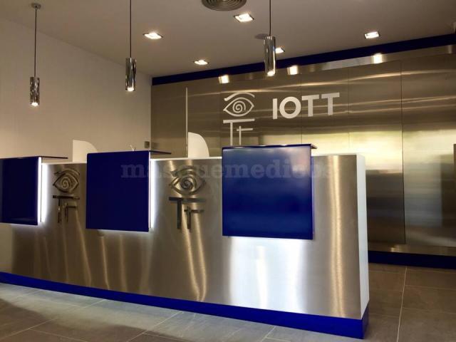 ESPACIO DE BIENVENIDA - Instituto Oftalmológico Tres Torres