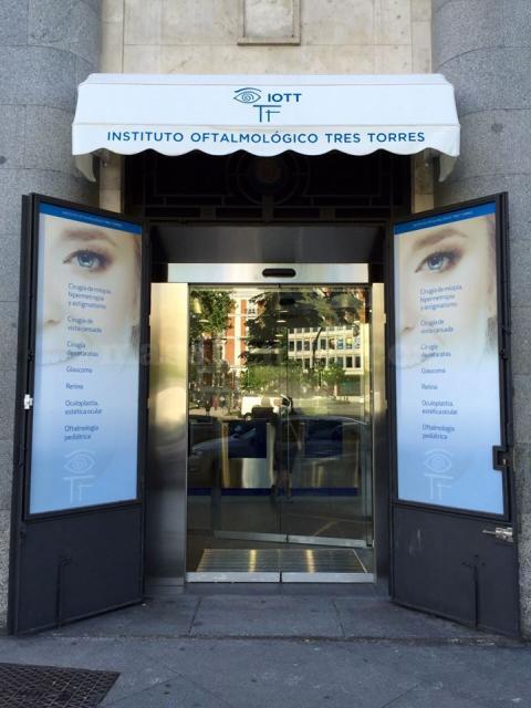 ¡TE ESPERAMOS! - Instituto Oftalmológico Tres Torres