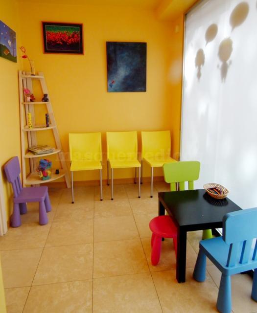 sala d'espera - Centre Clot de la Mel