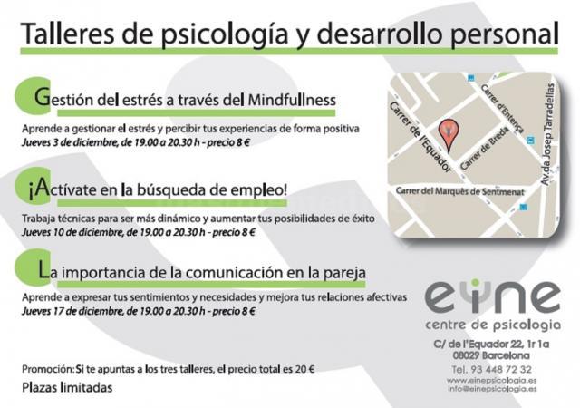 - EINE Centre de Psicologia