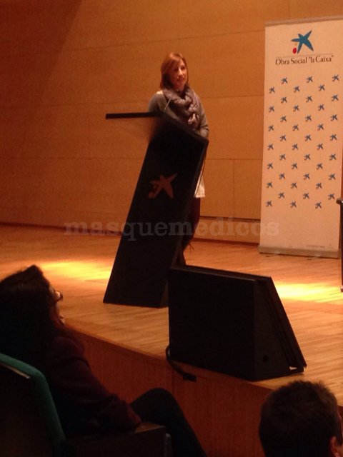 PONENTE CONFERENCIA EN COSMO CAIXA - Gemma Forcada Vilches