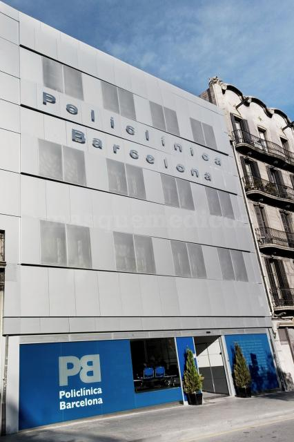 Policlínica Barcelona - Policlínica Barcelona