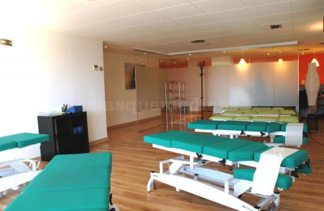 Instalaciones - Barcelona Quiropráctico