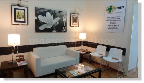 Sala de espera - Imin Institut