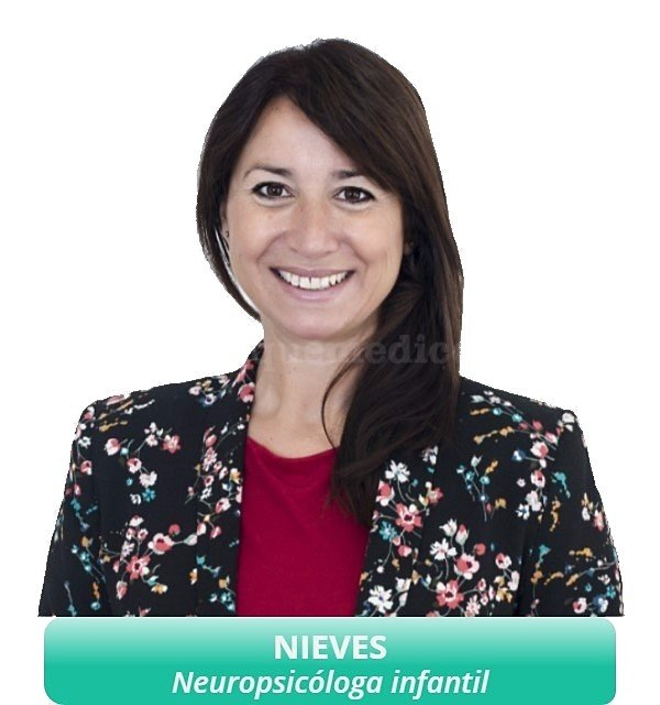 Nieves López Brea Serrat - Centros EQ