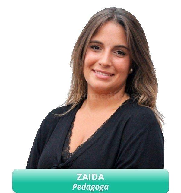 Zaida Gómez - Centros EQ