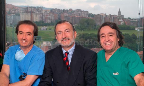 Dr. Jaime Gil, Dr. Borja Zabalegui, Dr. Ion Zabalegui - Albia Clínica Dental