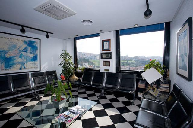Sala de espera - Albia Clínica Dental