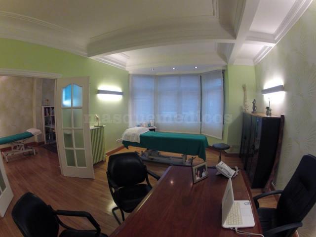 Despacho principal - Maza Fisioterapia Osteopatía
