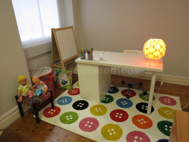 Espacio de terapia infantil - Centro Arriaga Psicología