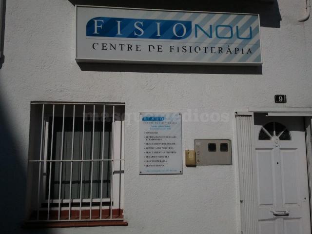 El centro - Fisionou