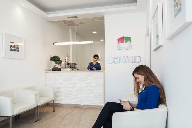Sala de espera  - Dentisalud