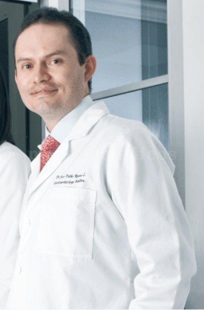 Dr Juan Pablo Riveros  - Dr. Juan Pablo Riveros López