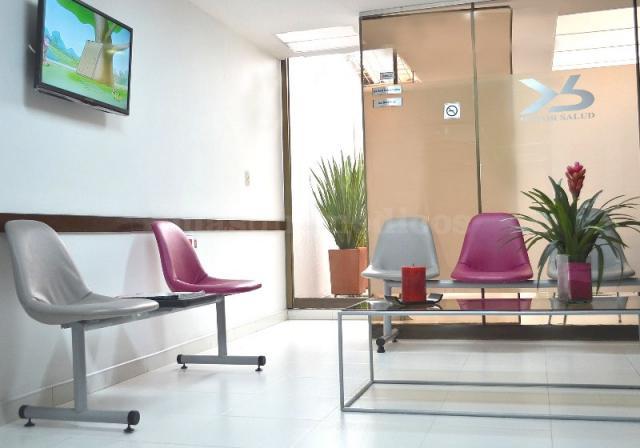 Sala de espera  - Mayor Salud Odontología