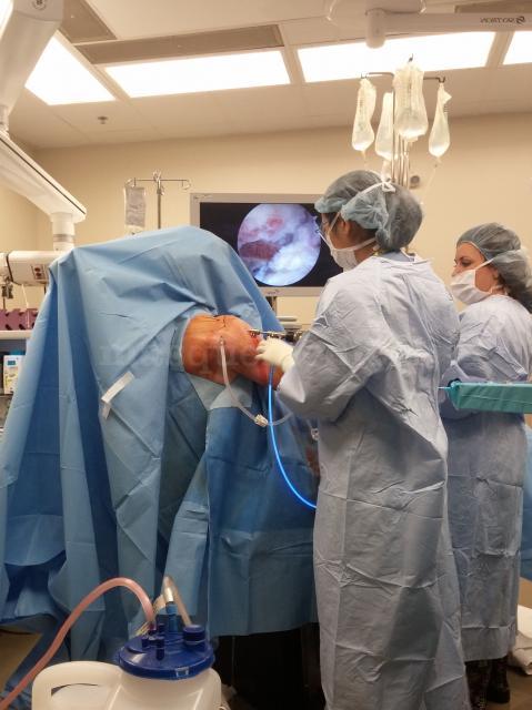 Cirugía artroscopica del hombro - Guido Fierro