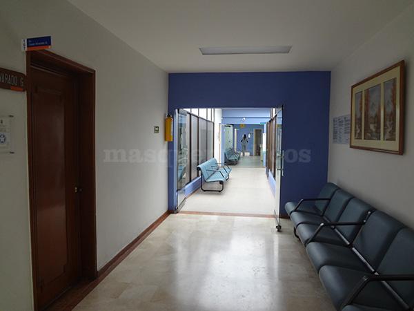 sala de espera - Juan Pineiros