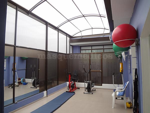 sala de terapias físicas - Carlos Pérez