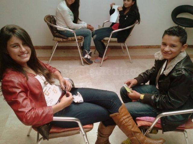 Servicios para niños y jovenes - Juan Pablo Chávez Millá