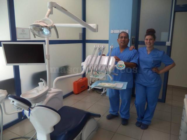 Gabinete - Clínica Dental CEOP