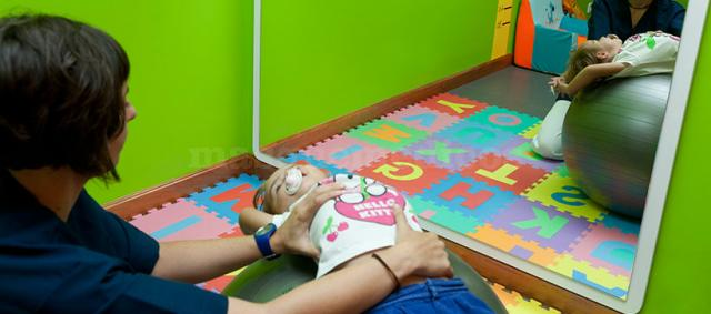 Fisioterapia infantil - Clínica de Fisioterapia y Pilates Blanca González