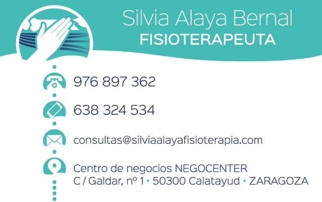 - Silvia Alaya