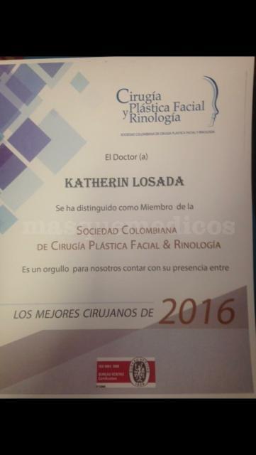 - Katherin Losada Salazar