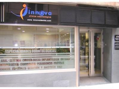 La clínica - Innova Clínica Odontológica