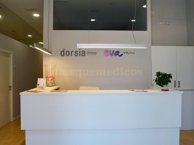 Recepción Clínicas Dorsia Castellón - Clínica Dorsia Castellón