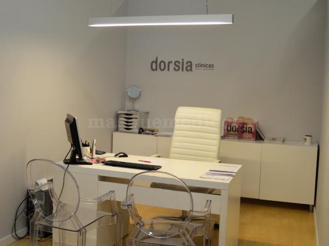 Despacho Clínicas Dorsia Castellón - Clínica Dorsia Castellón