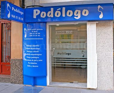 Acceso Clínica de Podología Llorens - Clínica de Podología Llorens