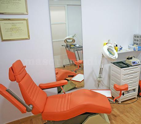Sala de curas podológicas - Clínica de Podología Llorens