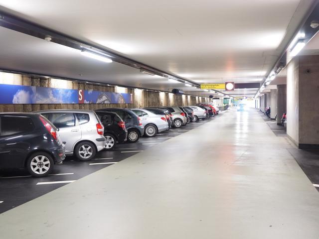 Parking gratuito en el centro de Castelló - Berta Llopis Segarra