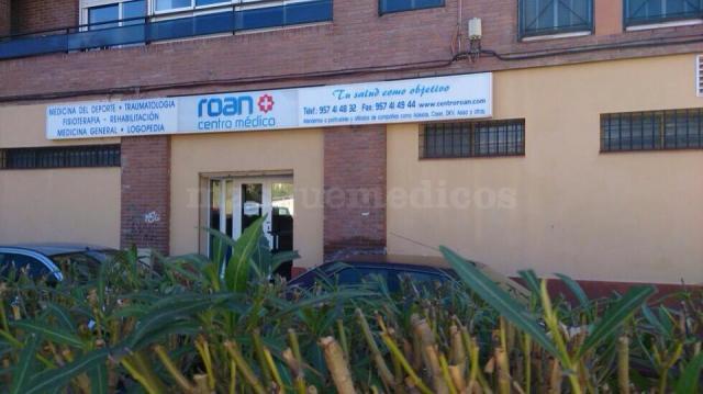 El centro - Centro Médico Roan