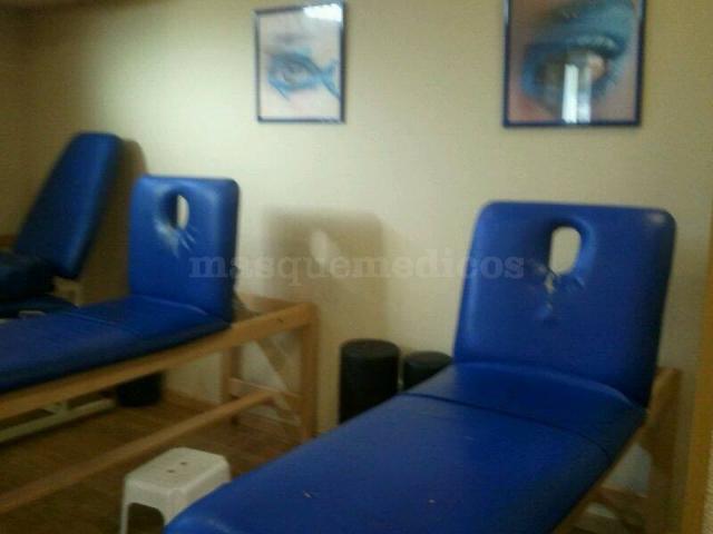 Gabinete - Centro Médico Roan