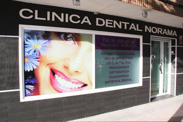 La clínica - Clínica Dental Norama