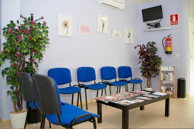 Sala de espera - Clínica Dental Norama
