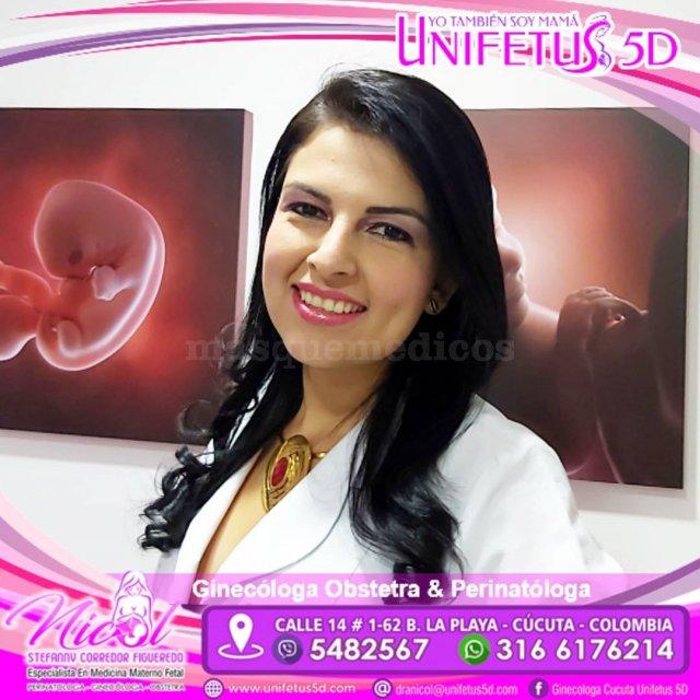 Dra Nicol Corredor Ginecologo Obstetra & Perinatólogo - Nicol Stefanny Corredor Figueredo