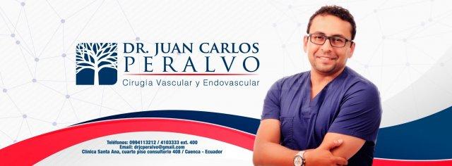 Dr. Juan Carlos Peralvo. Cirujano Vascular en Cuenca. - Juan Carlos Peralvo