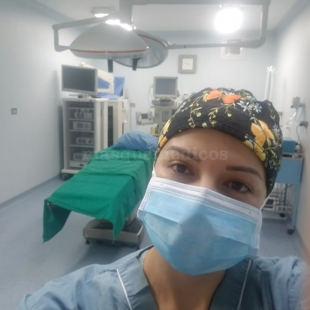 Cirugía Ginecológica, Obstétrica y mínimamente invasiva.  - Elizabeth Heras Crespo