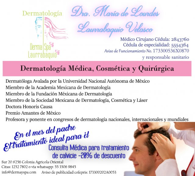 - María de Lourdes Laurrabaquio Velasco