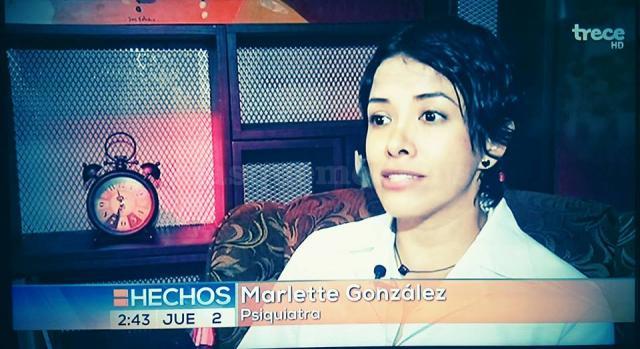 Aspectos Cognitivos de la  - Marlette González Méndez