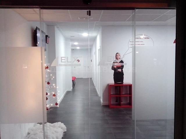 Entrada al centro - CRC Elx Centro Médico
