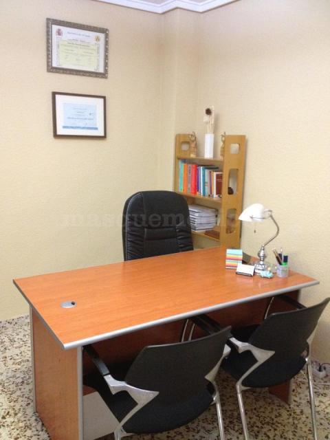 Despacho - Centro de Psicología Elia Bernabeu