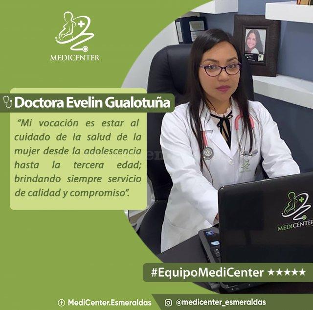 - Evelin Gualotuña Segarra