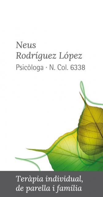 - Neus Rodríguez López