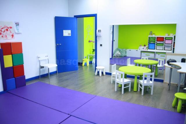 Más espacios - Centro Adin