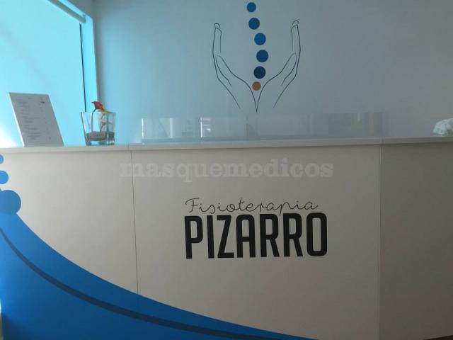 Recepción - Fisioterapia Pizarro