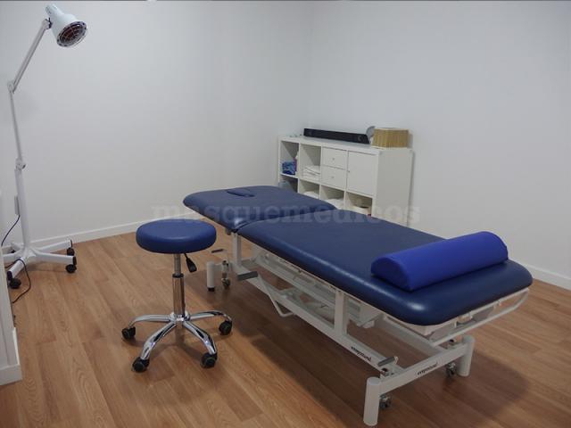 Gabinete - Fisioterapia Pizarro