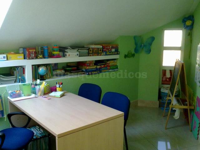 Despacho infantil - AyC Psicólogos