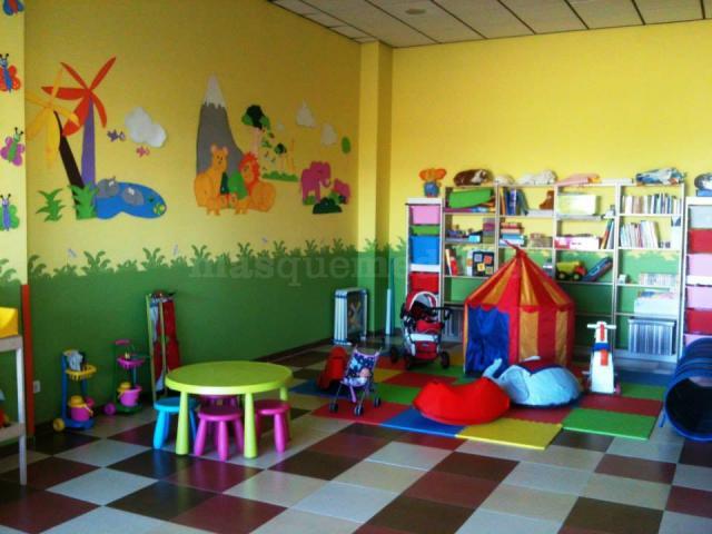 Sala de actividades - Centro Infantil Aprender